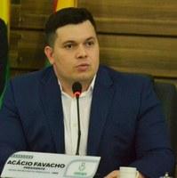 Falta de policiamento nos bairros Zerão e Universidade preocupa Vereador Acácio Favacho