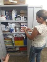 Gabinete Móvel Popular fiscalizando unidades básicas de saúde!