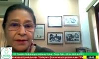 Janete Capiberibe defende prioridade na vacinação de profissionais da Educação em Macapá