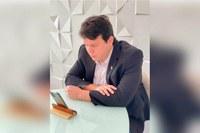 João Mendonça reivindica melhorias para Avenida Dois de Moraes, no Congós