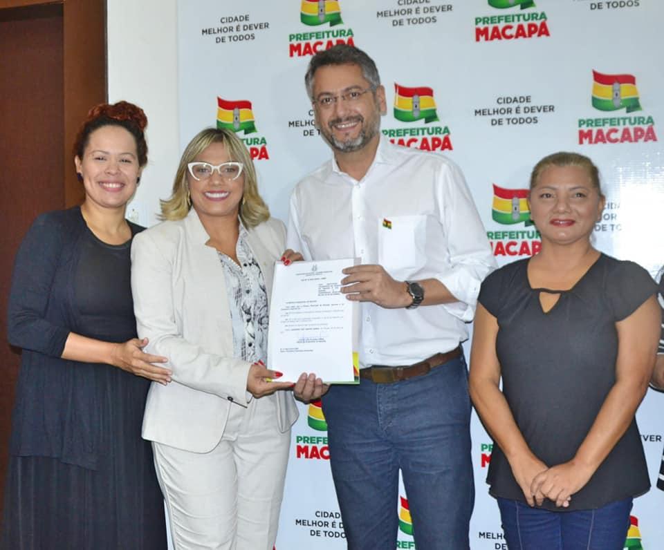 Lei que instituí o Dia Municipal dos Surdos em Macapá é sancionada