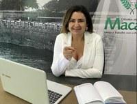 Maraína Martins articula serviços para quatro bairros da capital