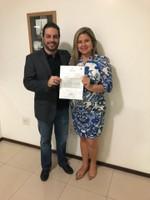 Maraína Martins busca apoio em Brasília para Cultura e Turismo de Macapá.