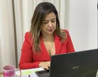 Maraína Martins provoca debate a respeito da situação critica dos promotores de eventos em época de pandemia