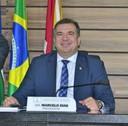 Marcelo Dias defende melhorias para ruas e avenidas do Jardim Marco Zero