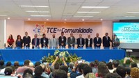 Marcelo Dias participa da abertura do projeto I TCE na Comunidade