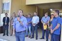 Marcelo Dias participa de solenidade e pede núcleo do projeto Anjos da Guarda para o Jardim América