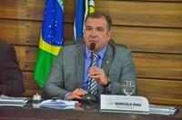 Marcelo Dias reivindica academia ao ar livre para o Maruanum