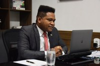 Na Câmara de Macapá, Dudu Tavares pede melhorias para a Comunidade Quilombola Mel da Pedreira