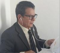 Nelson Souza articula por melhorias para a Rua Murici, no Bairro Açaí