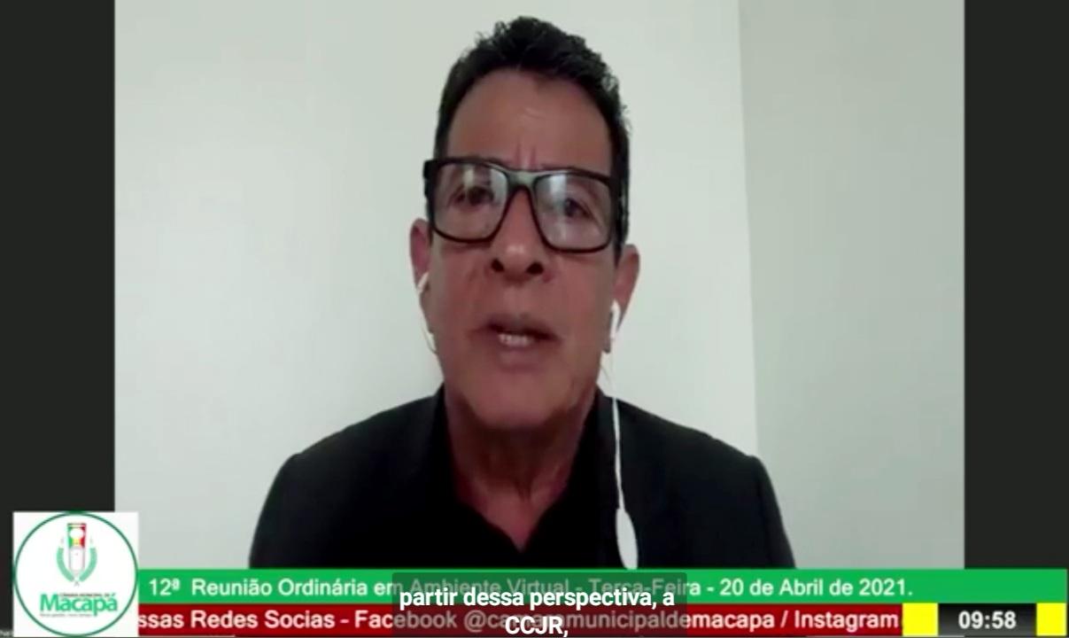 Nelson Souza defende pagamento de hora extra para servidores da saúde lotados no Bailique