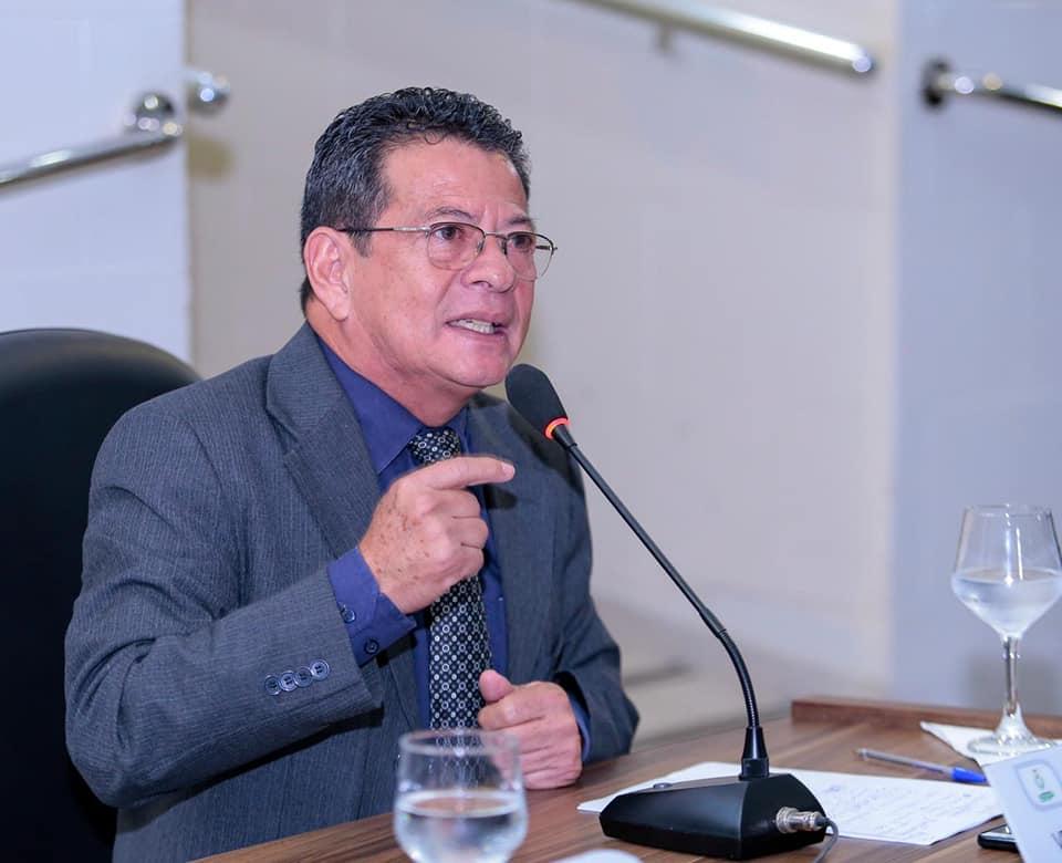 Nelson Souza intercede por mais infraestrutura nos bairros Pacoval, Buritizal e Trem