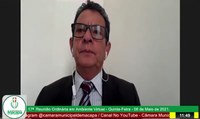 Nelson Souza pede conclusão da reforma da UBS Maranata e ambulancha para a unidade, no Bailique