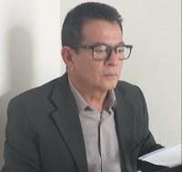 Nelson Souza reclama da falta de iluminação pública no conjunto Cabralzinho
