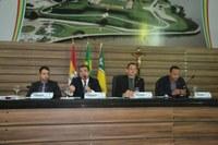 Parlamentares aprovaram melhorias para os bairros da capital