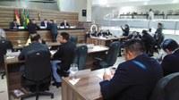Parlamentares preocupados com os problemas da capital