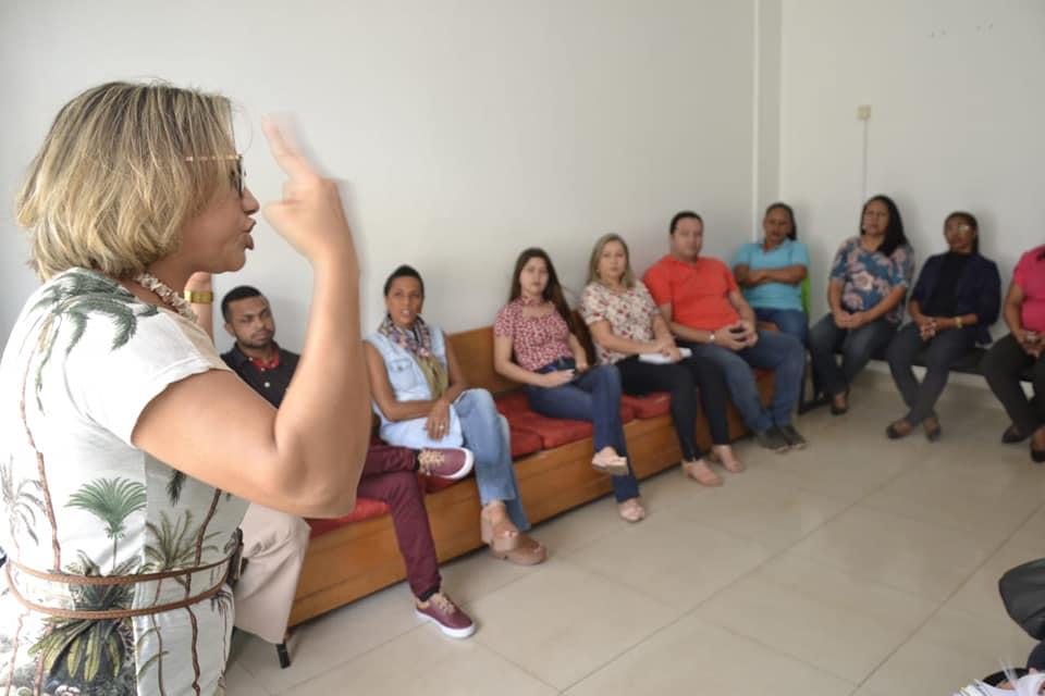 Patriciana Guimarães convida mulheres para o parlamento