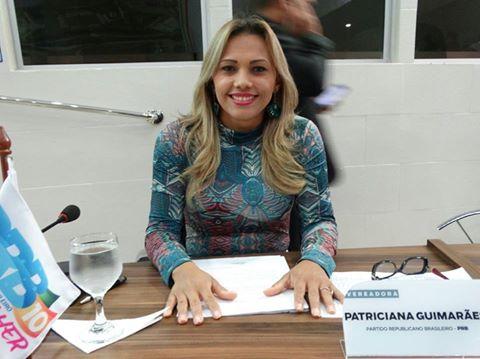 Patriciana Guimarães defende maior fiscalização no cumprimento de plantões médicos na saúde municipal.