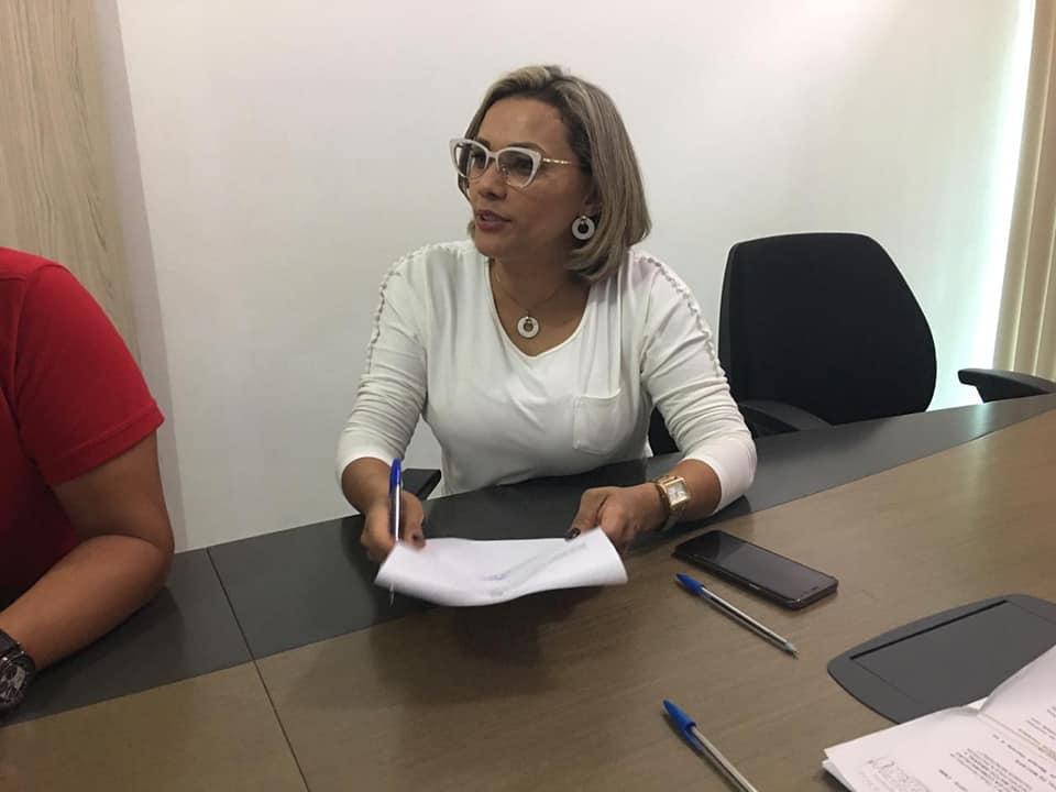 Patriciana Guimaräes é eleita Presidente da Comissão Permanente de Direitos Humanos e Cidadania da Câmara Municipal de Macapá
