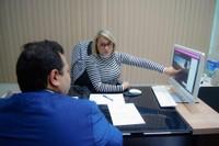Patriciana Guimarães (PRB), recebe em seu gabinete o Secretário Municipal de Urbanística (SEMUR).