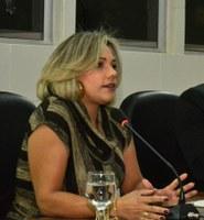 Patriciana Guimarães requer urgência em ações municipais