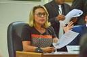 Patriciana Guimarães solicita equipamentos de proteção aos Guardas Municipais de Macapá