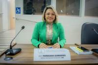 Patriciana Guimarães solicita melhorias para bairros de Macapá