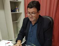 Paulo Nery quer a reforma do alojamento dos professores da Escola Municipal Maria Eugênia, no Corre Água