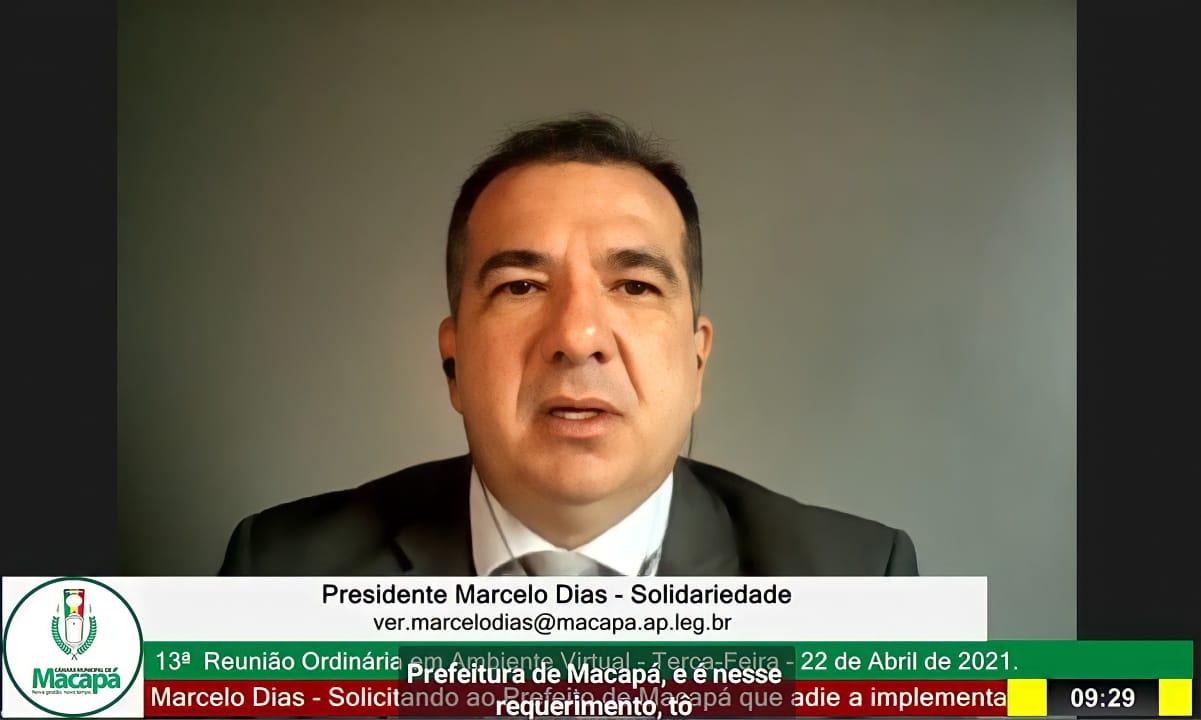 PL de Marcelo Dias cria o Abril Laranja, mês da prevenção da crueldade contra os animais, é aprovado na CMM