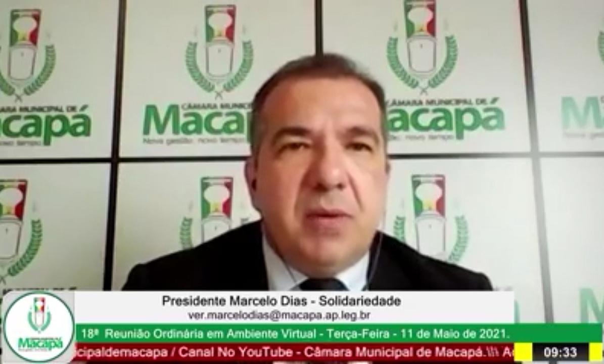 PL de Marcelo Dias torna obrigatório álcool em gel nos coletivos de Macapá para evitar a disseminação do Coronavírus