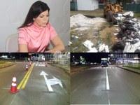 Prefeitura atende requerimentos de Luany Favacho e realiza ações em ruas e escolas municipais