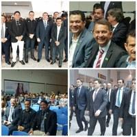 Presidente da Câmara de Vereadores de Macapá participa de inauguração do Aeroporto Internacional Alberto Alcolumbre