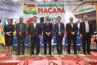 Presidente da CMM participa da posse dos novos Servidores da Educação de Macapá