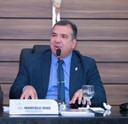 Presidente Marcelo Dias anuncia recesso parlamentar