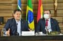 Presidente Marcelo Dias diz que a Câmara Municipal de Macapá está de portas abertas aos parlamentares da bancada federal do Amapá