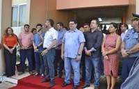 Presidente Marcelo Dias participa de solenidade de entrega de veículos pela Prefeitura de Macapá
