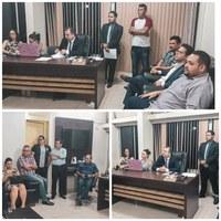 Presidente Marcelo Dias prioriza reorganização da CMM