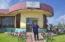 Presidente Marcelo Dias visita projeto Anjos da Guarda no Bairro Pedrinhas