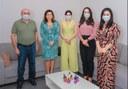 Procuradoria Especial da Mulher da CMM firma novas parceiras para levar ações do Outubro Rosa aos distritos de Macapá