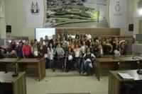 Professores são homenageados pela vereadora Patriciana Guimarães