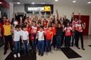 """Projeto Cine Solidário proporciona """"Um dia Especial"""" para crianças em Macapá"""
