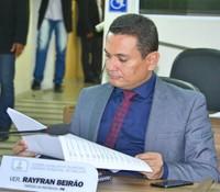 Rayfran Beirão pede melhorias de serviços para o Pantanal