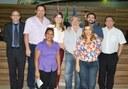 Reajuste: Vereadores reúnem com representantes dos professores do município.