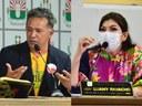 Representante da AMBACS/Unifap usa tribuna da CMM para falar sobre ações do Projeto e a Campanha Setembro Amarelo
