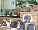 Representante do Macapaba apresenta problemáticas do residencial na tribuna da CMM
