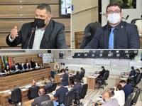 Representante dos trabalhadores de transporte por aplicativo aponta dificuldades da categoria na Câmara de Vereadores