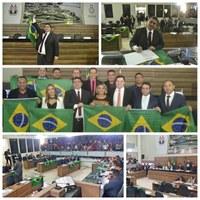 Ruzivan Pontes é o novo presidente da Câmara Municipal de Macapá.