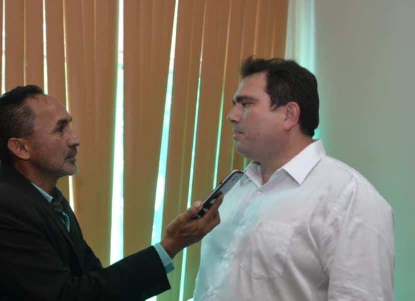 Ruzivan Pontes está no cargo de prefeito de Macapá