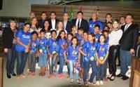 Sebrae reconhece empenho de vereadores no incentivo à educação empreendedora