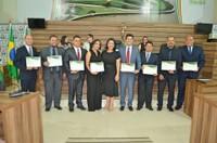 Sessão solene homenageia advogados em Macapá